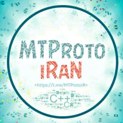 کانال تلگرام MTProto iRaN